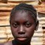 Gambian girl
