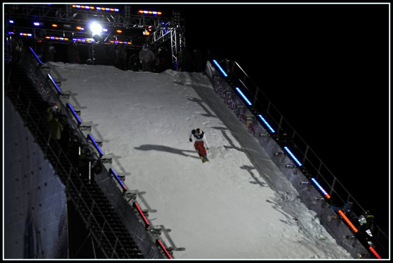 The Ramp at Night (5 of 10)