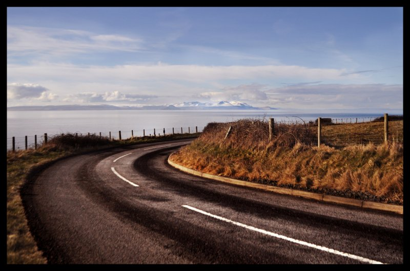 The Road to Dunure