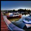 Boats on Porvoo river part II