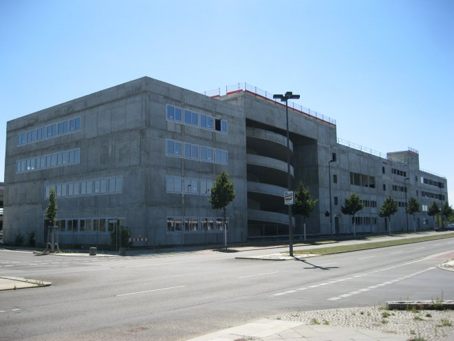 2010/11 Berlin Audi-Zentrum Hermann-Dorner-Allee in 12489 Adlershof