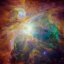 Orion Nebula - new image from Hubble & Spitzer