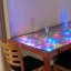 LED Dining table