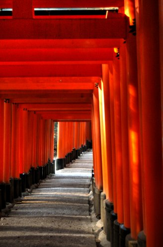 Fushimi inari   Kyoto-Japan Jul/2006