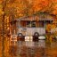 Floating camp on the Ouachita River by FinchLake