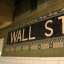 Wall Street subway mosaic