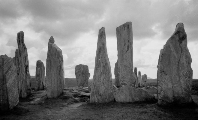 standing stones die zweite