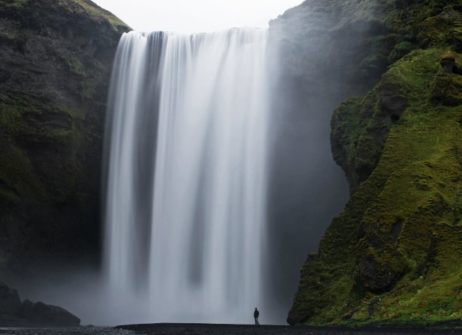 Skogafoss