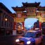 Chinese Arch - Liverpool China Town