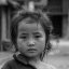 Small Laos girl