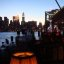 sweet view; Brooklyn's River Café