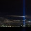 World Trade Center lights NYC sky on 9th anniversary of attacks