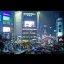 Shibuya Crossroads (Night + Snow)