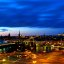 stockholm night....LA HORA MÁGICA - THE MAGIC HOUR