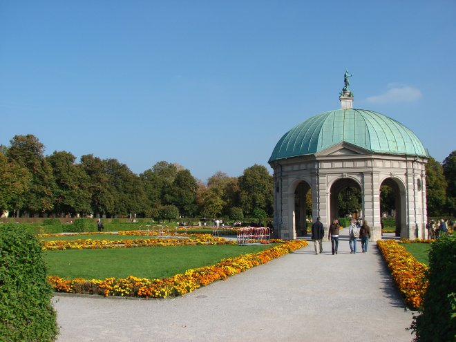 Der Hofgarten