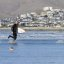 Father and son surf lesson in Morro Bay, CA 5 of 12