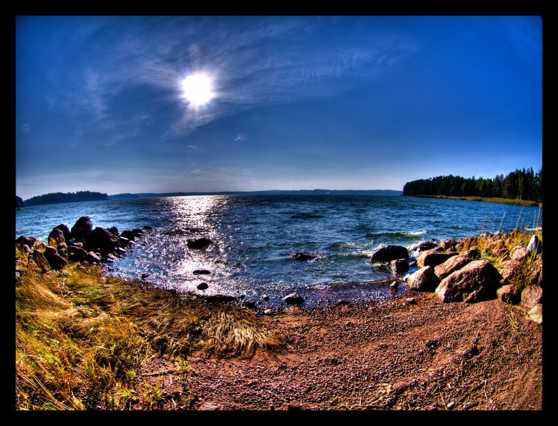 Sea at Grundvik