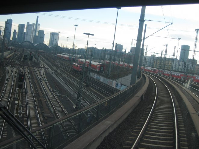 Frankfurt Hauptbahnhof
