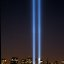 "NYC Twin Lights 9/11 ""Tribute in Lights""  Memorial 2005"