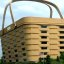 Longaberger building in Newark, OH