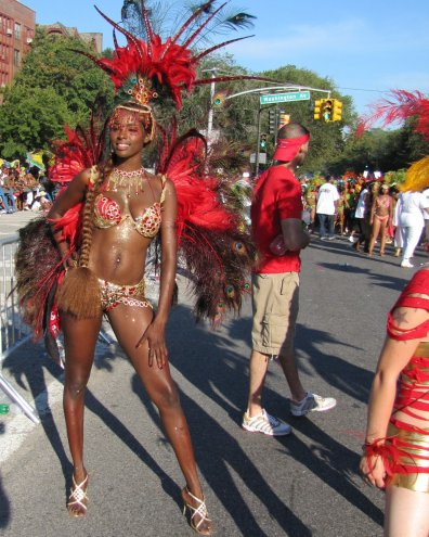 Brooklyn Carnival  Parade 2010  276