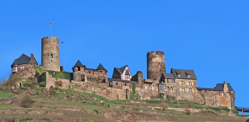 Burg Thurant Moseltal