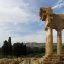 temple of castor+pollux, agrigento, sicily, april 2009