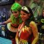 E3 2011 - Harley Quinn and Wonder Woman (Warner Bros)