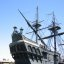 The Black Pearl - up close, LA California