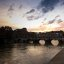 E lungo il Tevere...
