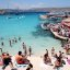 the blue lagoon swamped with tourists