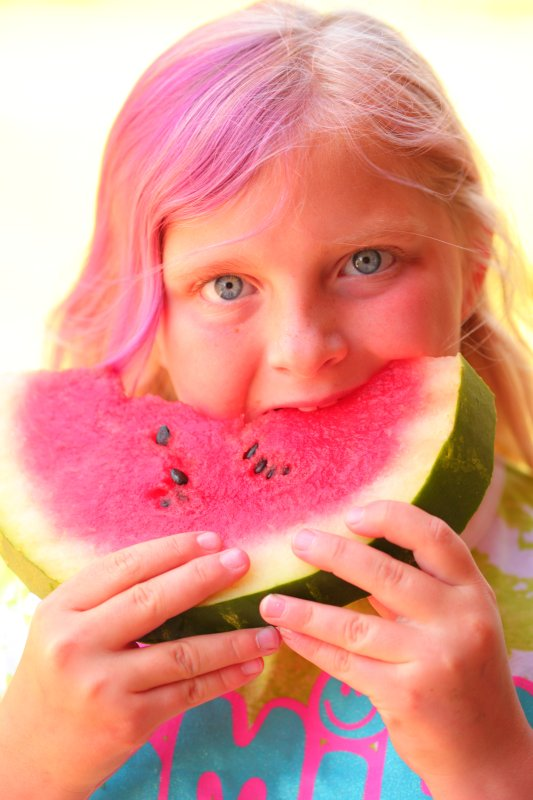 Watermelon Princess FFUP (Funky Fresh Unedited Photos)
