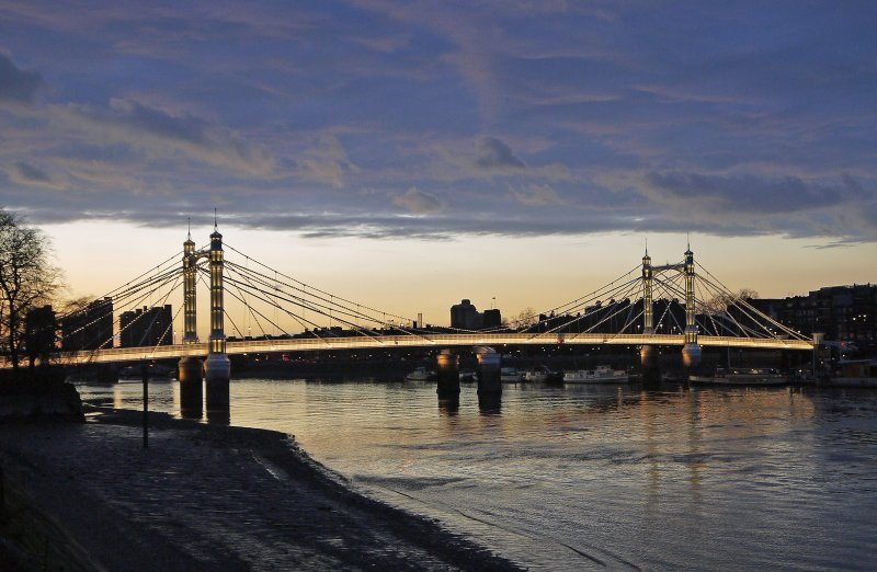 Albert Bridge #1