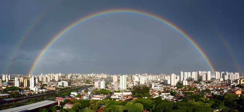 [PANORAMA] Just a Rainbow