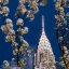 Chrysler Building in Cherry Blossom
