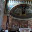 apse mosaic, s. maria in domnica