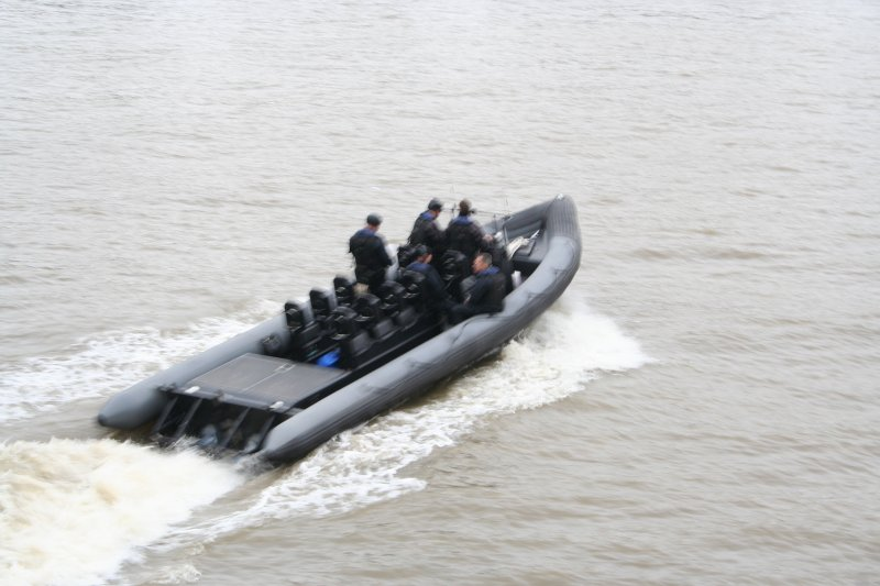 special forces / river police