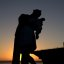 The Kiss, USS Midway and Sunset
