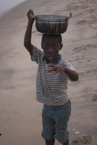 Ghana Portraits (Cape Coast, West Africa)