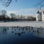 Schloss im Winter