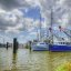 Shrimp Boats, Venice Louisiana