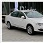 The New Natural Gas Powered VW Passat in White // Dusseldorf @ The B1 // Germany // Earth Machine = Earth Beauty!