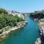Smaragdfluss in Mostar