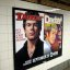 Dexter Ads in New York Subway
