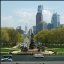 View: Museum to City Hall, Philadelphia