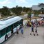 Grand Canyon Free Shuttle: Visitor Center Transit Station 03080428