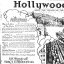 Hollywoodland Above the Turmoil of the City 1924