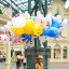 Disneyland balloon seller