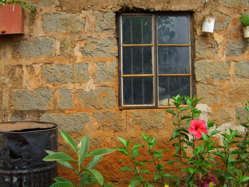 Kenya farmhouse
