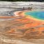 Stitched photo of the Grand Prismatic Spring, Midway Basin, Yellowstone (view on large)
